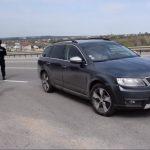"""Всего за один день на трассе Кишинев-Оргеев были пойманы более 600 """"шумахеров"""" (ВИДЕО)"""
