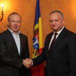 Додон договорился о проведении в Кишиневе молдо-российского экономического форума