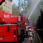 Служба 112: О двух пожарах в Кишиневе сообщили более 200 человек