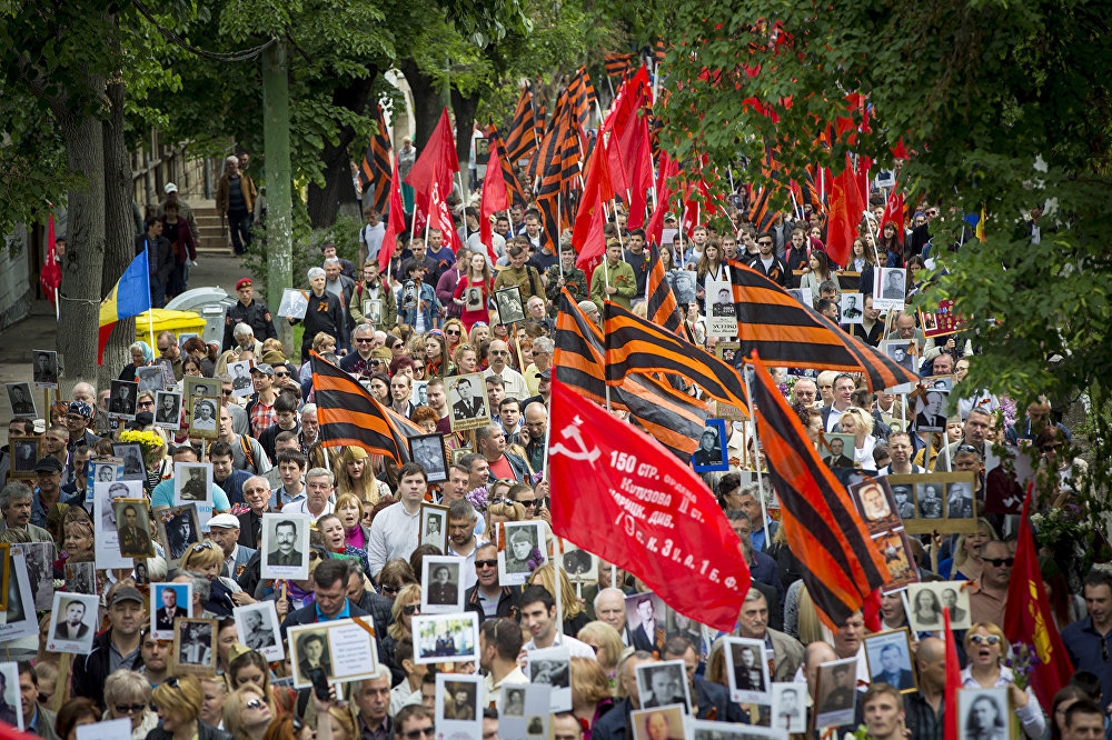 Батрынча: Марш Победы должен объединить все политические партии, выступающие за наши общие ценности (ВИДЕО)