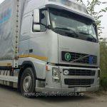 Молдаванин пытался пересечь румынскую границу на угнанном грузовике
