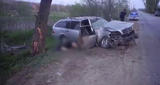 Водитель Mercedes погибла в ужасном ДТП в Тараклии