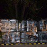 """Двое молдаван пытались сбежать от румынских пограничников, когда их """"застукали"""" в кустах с контрабандой (ФОТО)"""