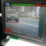 """Двух """"Шумахеров"""", превысивших скорость 110 км/ч, поймали в Кишиневе (ФОТО)"""