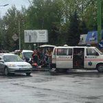 Подробности наезда на пешехода на Ботанике: пострадала молодая женщина