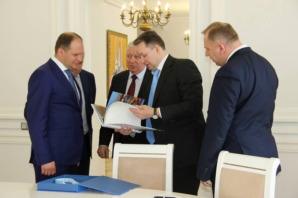 Сотрудничеству быть! Ион Чебан достиг важнейших договоренностей с мэром Минска (ФОТО)