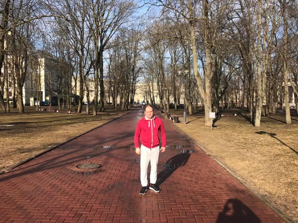 Чебан о Минске: Мало где в мире я видел такую чистоту (ФОТО)