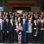 Выдающиеся граждане страны получили награды из рук президента (ФОТО)