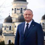 Президент адресовал пасхальное видеопоздравление гражданам
