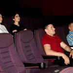 В кинотеатрах страны начались тренинги по пожарной безопасности (ВИДЕО, ФОТО)