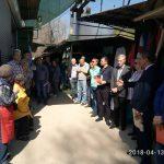 Прекратить деградацию города: Александр Усатый провел ряд встреч с бельчанами