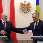 """""""У нас нет закрытых тем для сотрудничества"""": о чем говорили в Кишиневе Додон и Лукашенко (ВИДЕО)"""