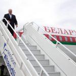 Александр Лукашенко прибыл в Молдову (ФОТО, ВИДЕО)