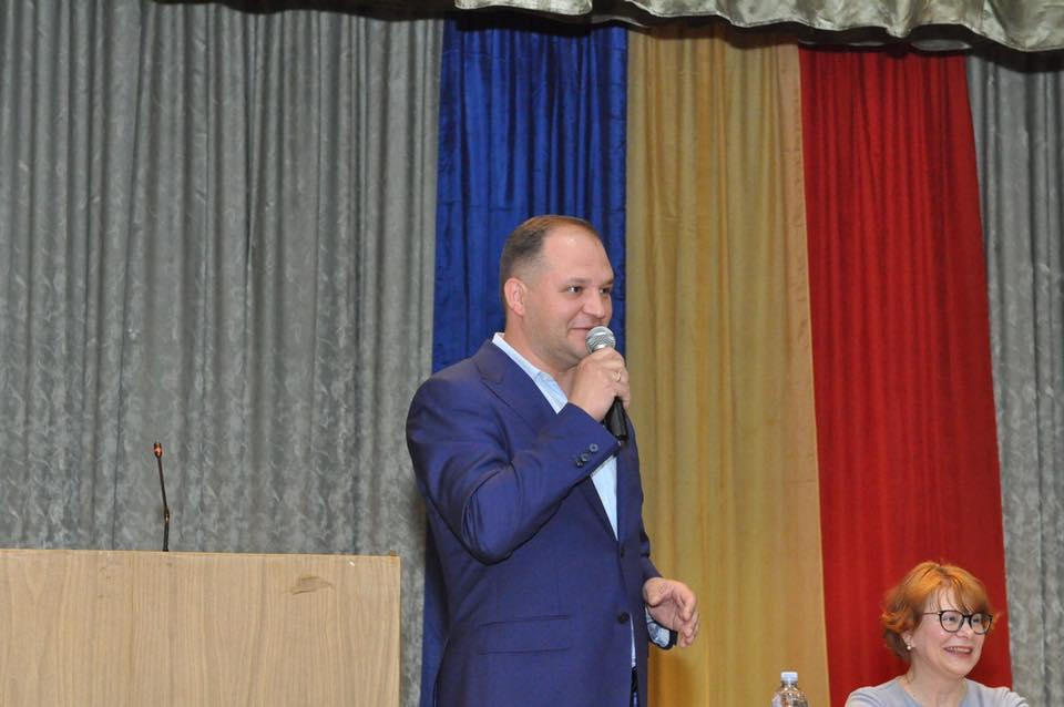 Чебан: Наша задача – чтобы как можно больше таких предприятий, как фабрика «Ионел», работали на благо страны и Кишинёва (ФОТО)