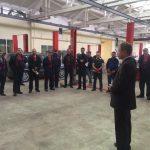 Александр Усатый проводит встречи с рабочими коллективами в Бельцах