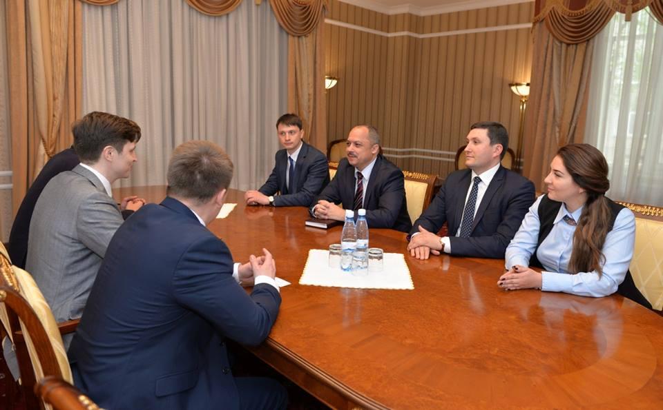 В президентуре обсудили деятельность молдавских студентов в Уральском федеральном университете
