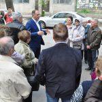 Ион Чебан провел ряд встреч на кишиневских предприятиях и во дворах жилых домов