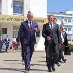 Следующая встреча Додона и Красносельского может пройти в Кишиневе