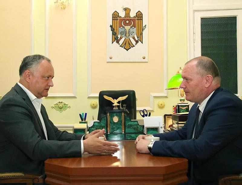 Аурел Чокой назначен советником президента по вопросам внешней политики