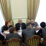 Журналисты поделились с президентом своими опасениями относительно нового Кодекса ТВ и радио