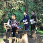 Чебан продолжает общаться с жителями Кишинева на предприятиях, улицах и во дворах (ФОТО)