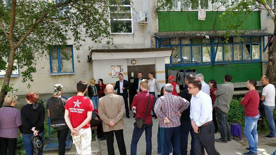 Батрынча: У Александра Усатого есть четкое видение и реальная программа решения проблем Бельц