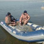 Девять рыбаков-браконьеров будут оштрафованы и за нарушение нахождения в пограничной зоне (ФОТО)
