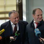 Президент: Ион Чебан будет лучшим мэром для Кишинева (ВИДЕО)