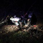 Страшное ДТП с погибшим в Рышканах: труп пришлось вызволять спасателям