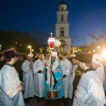 Молдавская делегация прибыла в Иерусалим за благодатным огнем