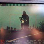 """50-летнего мотоциклиста-""""шумахера"""" задержали в Резине"""