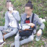 Полиция арестовала молодых людей, употреблявших наркотики в парке (ФОТО)