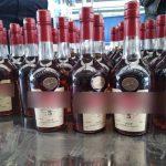 Таможенники изъяли почти сотню бутылок алкоголя из-за несоответствия с декларацией (ФОТО)