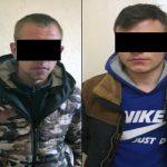 В Кишинёве за одну ночь воры обокрали сразу два автомобиля (ВИДЕО)