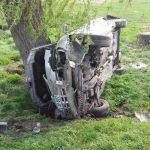 Четыре человека пострадали в серьезном ДТП в Кэлэраше (ФОТО)