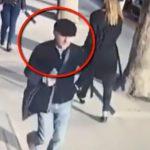 Наглый карманник, ограбивший пассажирку маршрутки, попал на видео