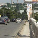В Кишиневе водитель маршрутки высадил всех пассажиров на Измаильском мосту без объяснения причин (ФОТО)