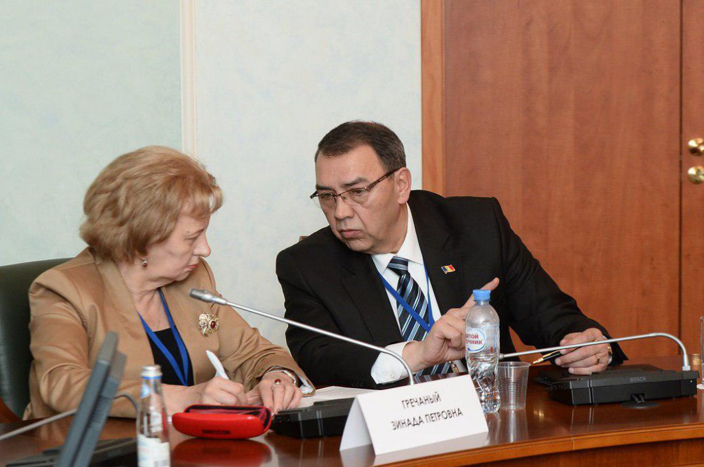 Делегация фракции ПСРМ приняла участие в сессии МПА СНГ, несмотря на бойкот правящего большинства (ФОТО)