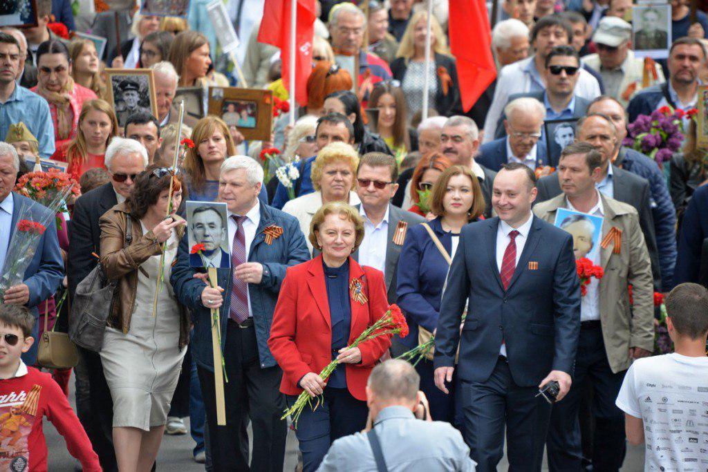 В этот день мы не должны разделять людей: ПСРМ примет участие в традиционном Марше Победы 9 Мая без партийной символики