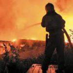 На заводе в Комрате загорелась хозяйственная постройка