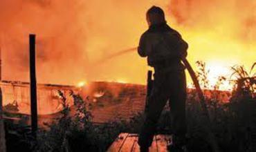 Самодельная проводка привела к пожару в Приднестровье