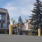 Социалисты подали в Генпрокуратуру запрос о проверке законности сноса ДК Профсоюзов на Рышкановке (ВИДЕО)