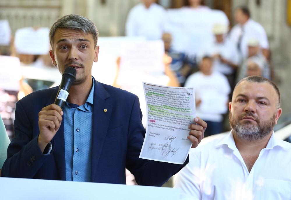 Мунсоветники от ПСРМ раскрыли незаконные махинации братьев Нэстасе с недвижимостью (ВИДЕО)