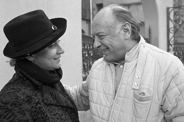 Две любви Софико Чиаурели. Своего мужчину она отвоевала у смерти