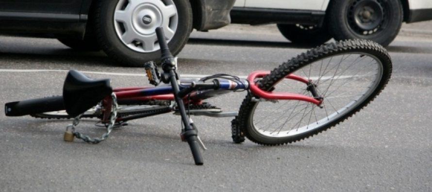 В Тирасполе молодой велосипедист был сбит автомобилем