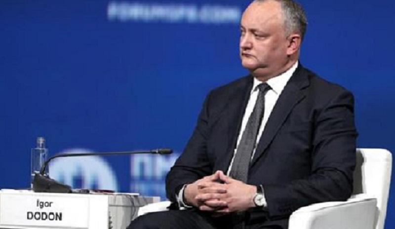 Додон: Молдова должна стать мостом между Европой и ЕАЭС