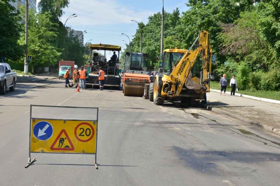 Примэрия Кишинёва перенесла сроки сдачи в эксплуатацию улицы Академической