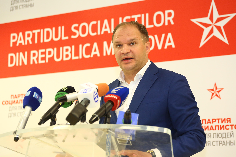 Чебан: Спортивная инфраструктура Кишинева – один из приоритетов работы нашей команды (ВИДЕО)