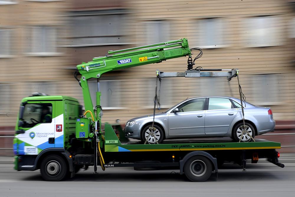 Эвакуация автомобилей разрешена: во сколько нарушителям обойдётся штрафстоянка (DOC)