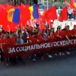 Чебан на марше 1 мая: Мы должны и можем сделать так, чтобы наши граждане не уезжали из страны (ВИДЕО)